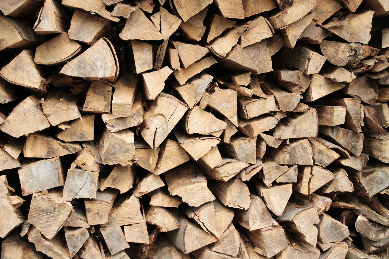 Nyt on hyvä aika ostaa talven polttopuut!