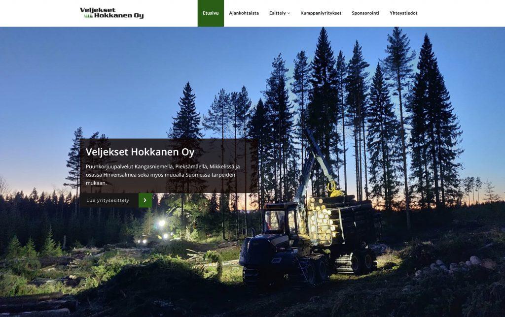 Veljekset Hokkanen Oy
